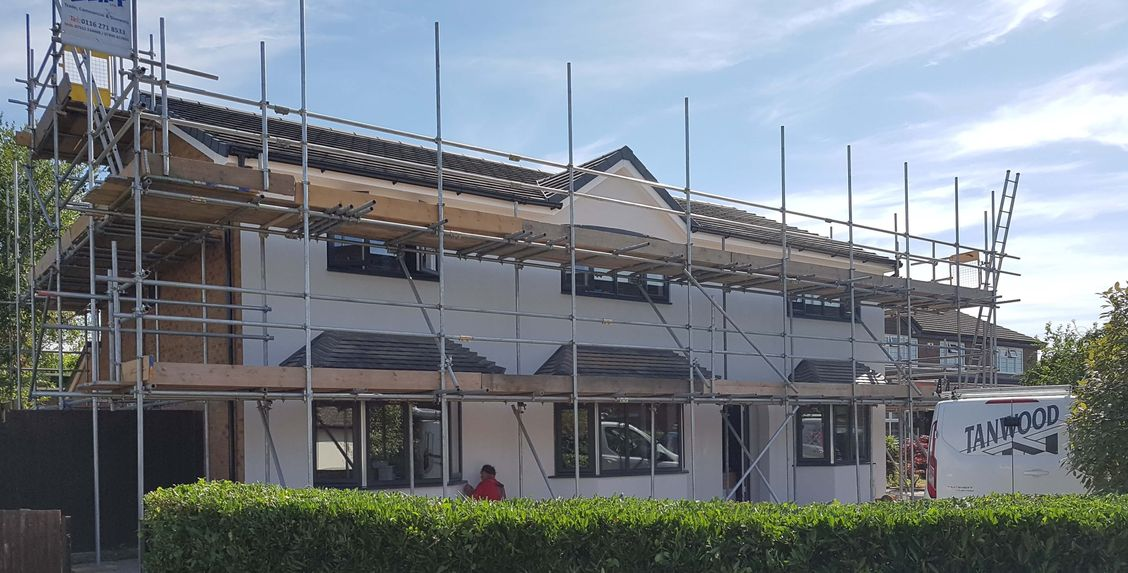 Alsecco Render, grand design, home renovation, home improvements, bespoke