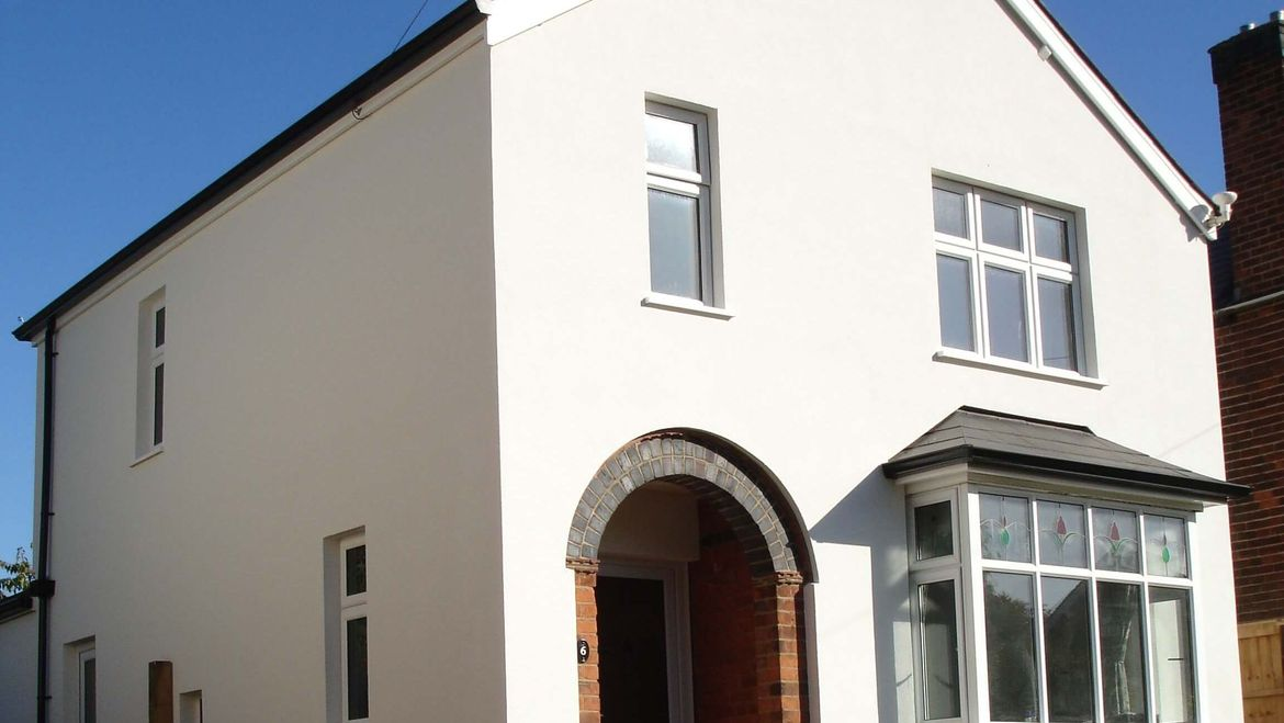 How is External Wall Insulation Installed?
