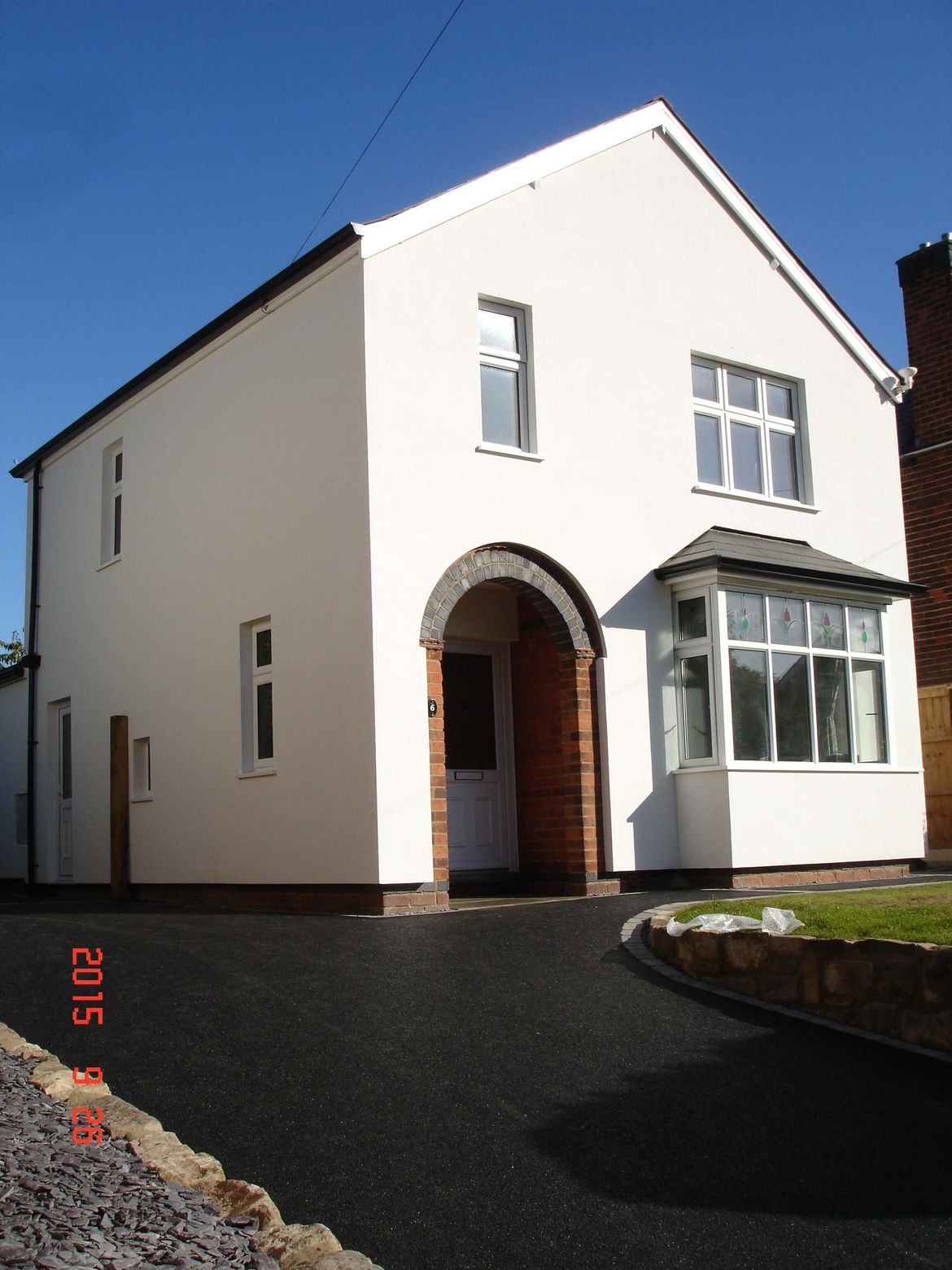 Alsecco External Wall Insulation Allestree, Derby