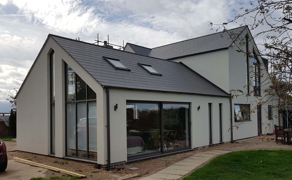 Alsecco External Wall Insulation, Nottinghamshire