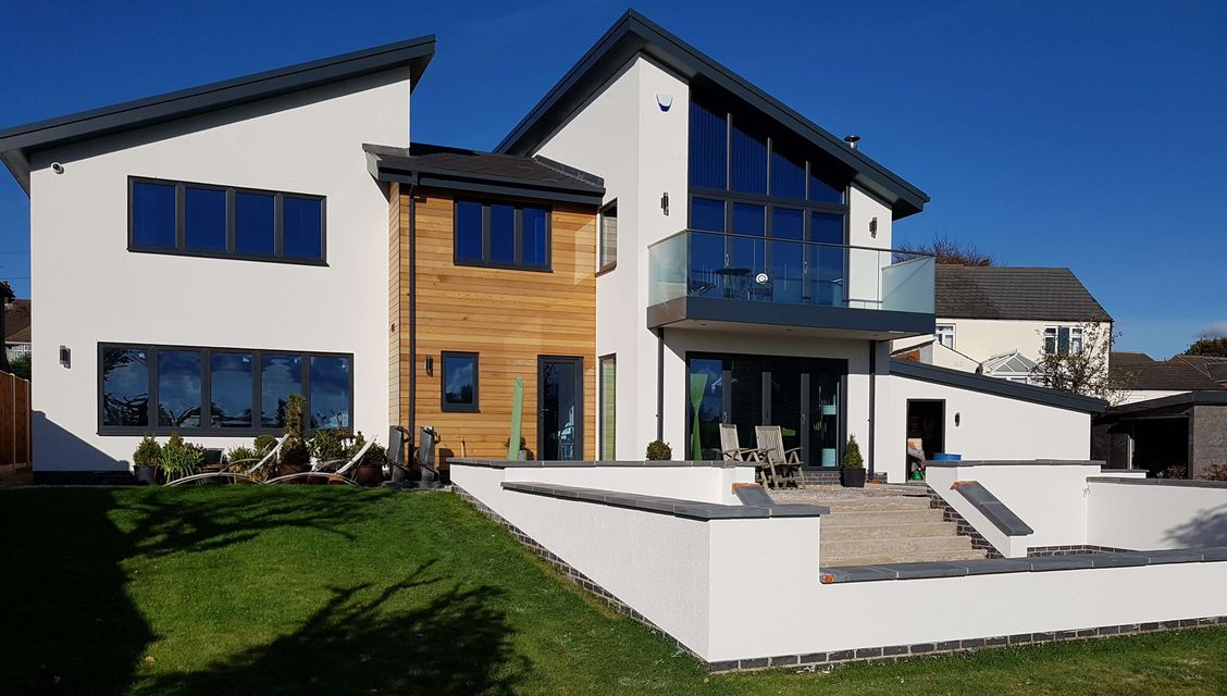Grand Design New Home Heage Derbyshire