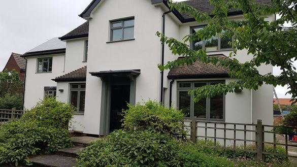 Alsecco External Wall Insulation Nottinghamshire