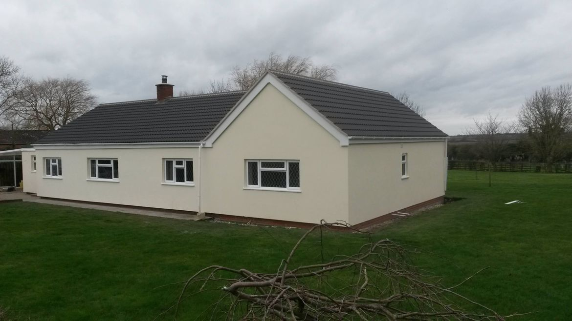 Wetherby External Wall Insulation Lincolnshire